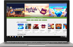 Google Launches Chrome Enterprise: Now Work Laptops can Run Android Apps