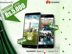 Huawei Offers Discounts on Mate 9 and Honor 8 Lite