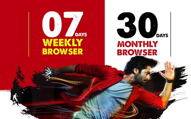 Photo of Jazz Introduces Weekly and Monthly Browser Packages