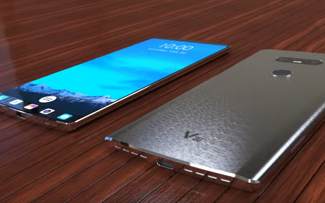 LG V30 Launches