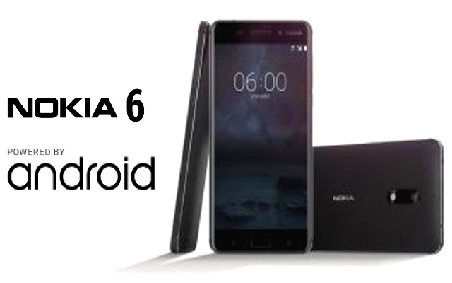 Nokia 6 is Available for Sale in Pakistan