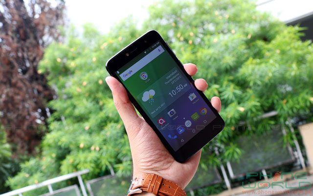 QMobile Dual One Review