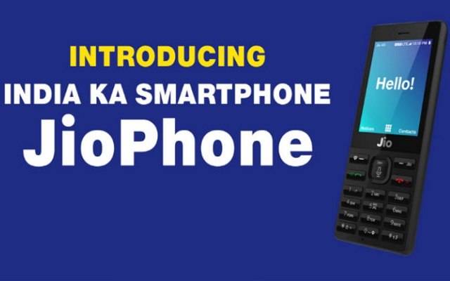 Reliance JioPhone Pre-bookings Open