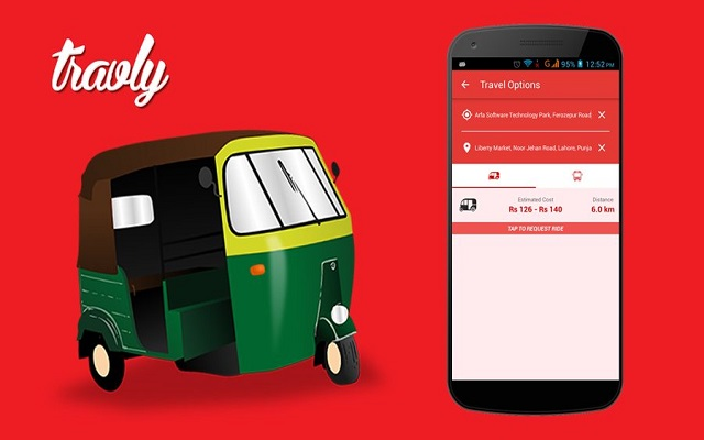 Travly-A Lahore Based Rickshaw Service Shuts Down its Operations