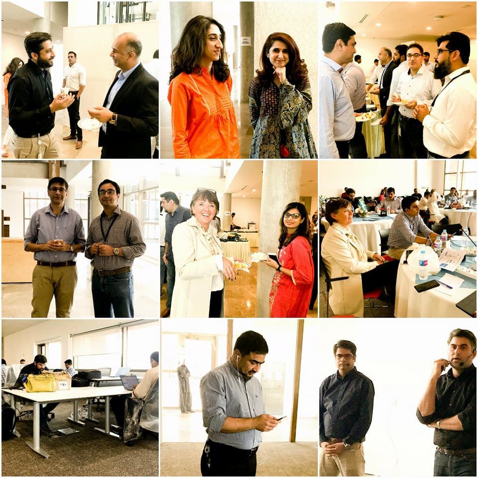 Telenor Pakistan Conducts First Business Activity at its New HQs 345
