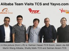 Alibaba Officials Visit TCS & Yayvo Headquarters to Discuss B2B Opportunities