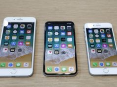 Apple Launches Three Flagship Devices- iPhone 8, 8 Plus and X