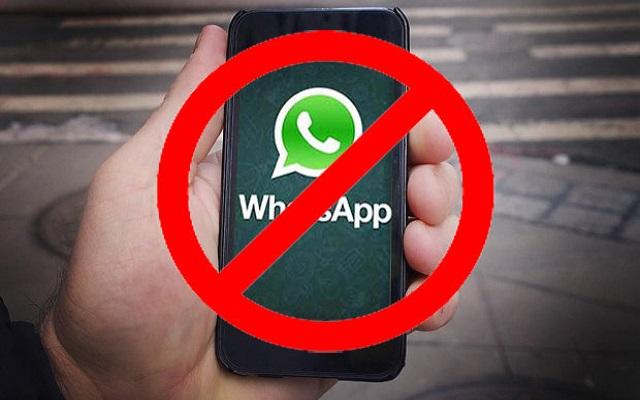 China Blocks Instant Messaging Service Whatsapp