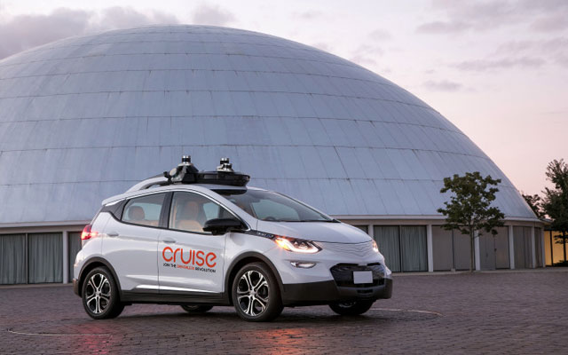 First Mass Production Self-Driving Car Announces by Cruise and GM