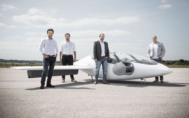 German Flying Taxi Startup Lilium Nabs $90m Investment Boost