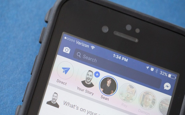 Instagram Lets Users to Share Stories Directly to Facebook