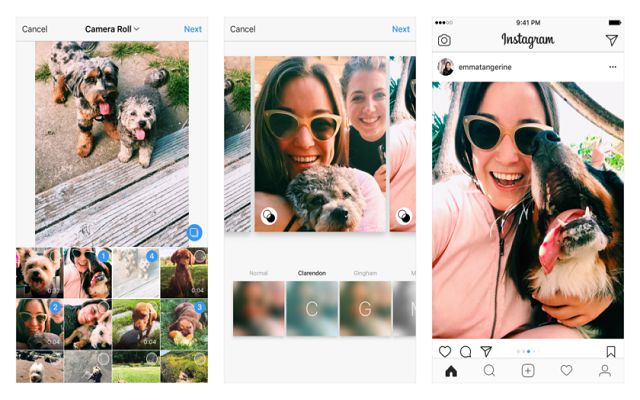 Share your Instagram Stories with a new way with Instagram Direct
