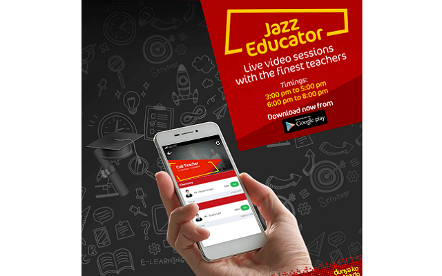 Jazz Launches Educator App to Provide E-Books & Interactive Educational Content for Students