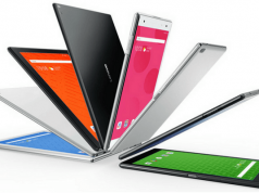 Lenovo Launches Four Android Tablets