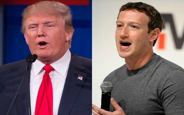 Zuckerberg addresses Trump's bias accusations in blog post