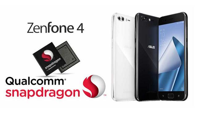 Qualcomm Supports Gigabit in ASUS ZenFone 4 Pro