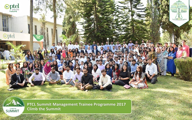 PTCL Concludes Summit Program – Hires 160 Talented Young Graduates