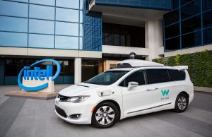Waymo and Intel Partnered to Launch Self Driving Cars