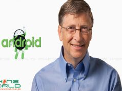 Bill Gates Switches To Andriod