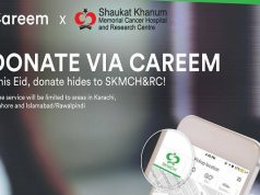 This Eid Donate Hides of Qurbani Animals to SKMCH&RC Via Careem