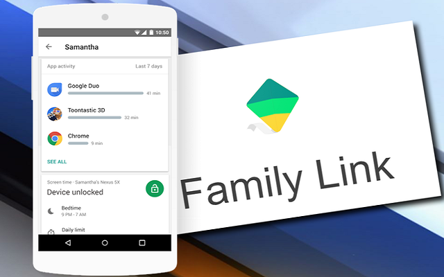 Google's parental control software, Family Link, launches to public
