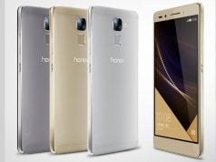 Huawei Honor 7X to Launch on October 11
