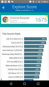 lenovo moto e4 vellamo scores and comparison