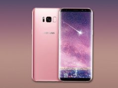 Rose Pink Galaxy S8 and S8 Plus Now Official In Europe