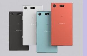 Sony Xperia XZ1 Compact up for pre-order in the US for $600
