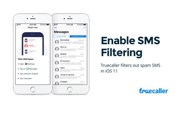 Truecaller's Latest Update for iOS 11