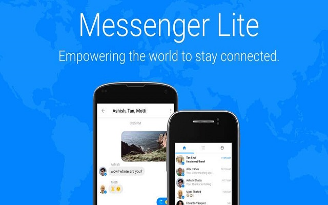 Facebook Launched Messenger Lite in US, Canada and UK