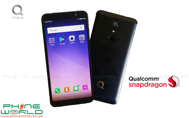 QMobile Collaborates with Qualcomm to launch Q Infinity