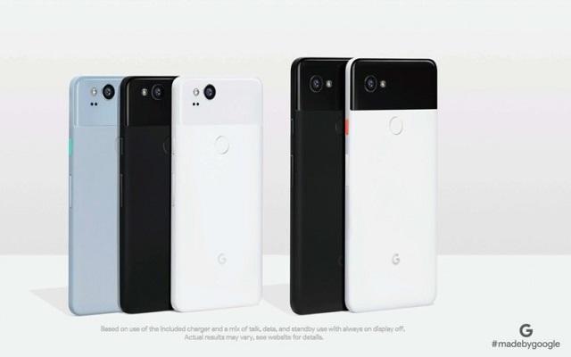 Google Launches Pixel 2