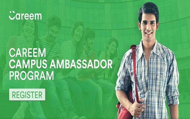 Join Team Careem As a Campus Ambassador Today!