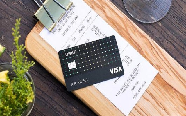 Now Pay for Uber with Their New Credit Card