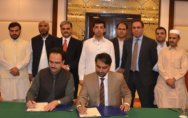 PTCL, KP Govt Sign Agreement for Wi-fi Installationin Education Institutions