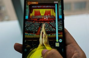 China's Online Viral Game Makes you Clap for Xi Jinping