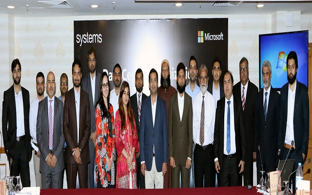 Systems Limited Hosts a Roundtable Conference on Datacenter Optimization with Microsoft