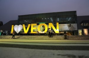 VEON-The Most Innovative Internet Platform Launched in Pakistan in a Mega Event