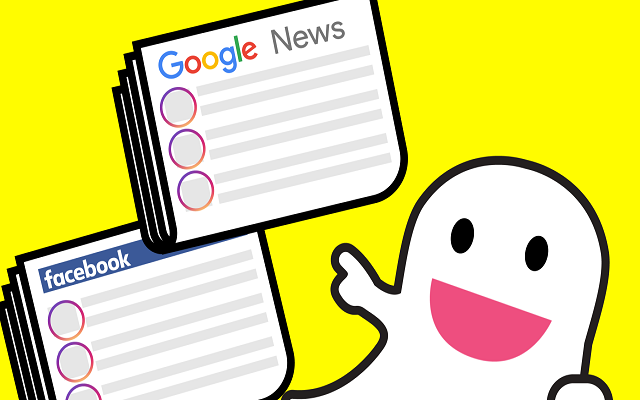 Snapchat Introduces Ghost Mode & Link Referral Traffic Features