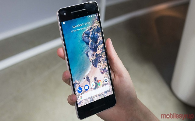 Google Pixel 2 Phones Make High-Pitched Clicking Sounds