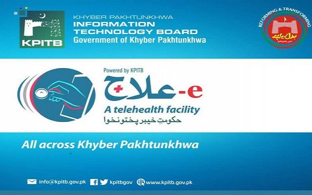 KPITB Launches E-Ilaj-An Online Health Care Facility