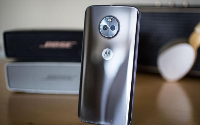 Motorola Moto X4 Launches