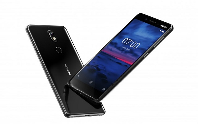 Glossy and pretty Nokia 7 with bothie launched in China