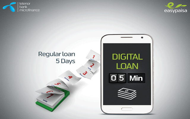EasyPaisa Launches Digital Loan Service: Here's How to Avail it