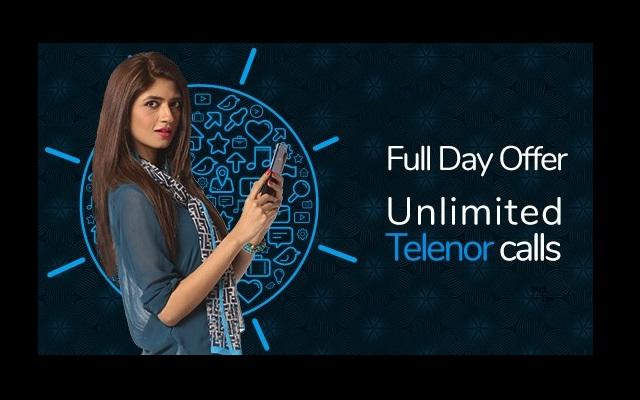 Telenor Full Day offer