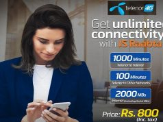 Telenor JS Raabta Accounts