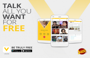 VEON App Tops Play Store Ranking & Stood No. 2 on iOS
