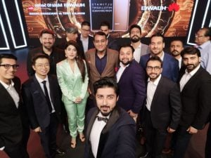 Huawei Mate 10 & Mate 10 Pro Launch Event Held in Lahore