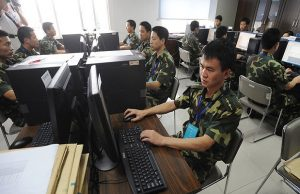 Chinese Military Launches a New Website to Report Fake News